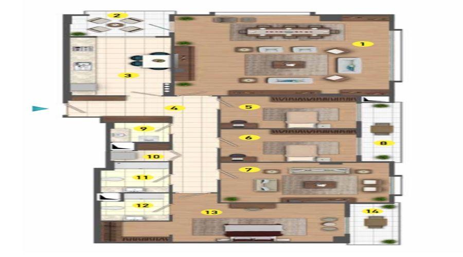 Apartments-for-sale-Istanbul-Marmara-Elite-Huzurlu-Marmara-Beylikduzu-apartments-043_1